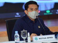 Ketua DPRD Kota Bontang, Andi Faizal Sofyan Hasdam.