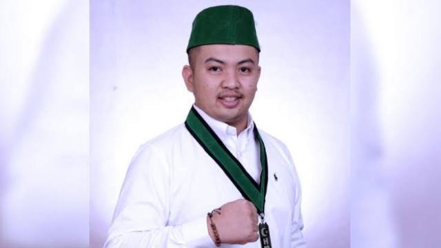 Ketua Bidang Pemberdayaan Umat PB HMI, Ali Zakiyuddin