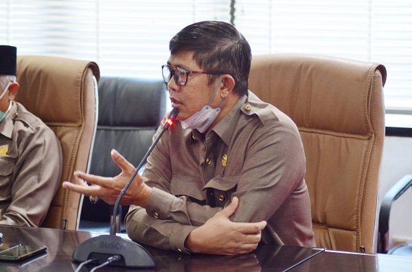 Anggota Komisi II DPRD Bontang, Ridwan