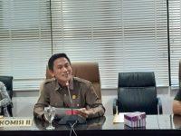 Anggota Komisi ll DPRD Bontang, Bakhtiar Wakkang
