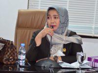 Anggota Komisi lll DPRD Bontang, Astuti