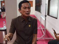 Anggota DPRD Bontang Bakhtiar Wakkang