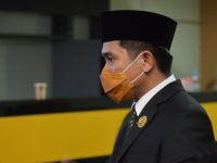 Ketua DPRD Bontang Andi Faizal Sofyan Hasdam