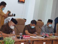 Komisi I DPRD Bontang