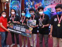 Turnamen DPRD E-Sport Kota Bontang