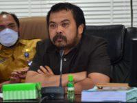 Wakil Ketua DPRD Bontang, Agus Haris