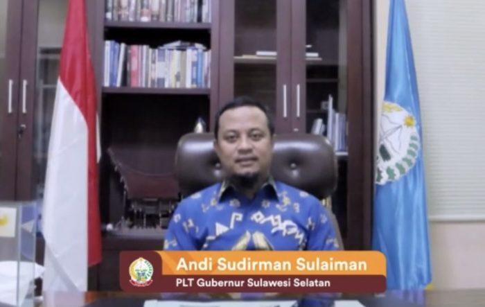 PNLH XIII WALHI, Plt Gubernur Sulsel Dorong Pendekatan Green Economy