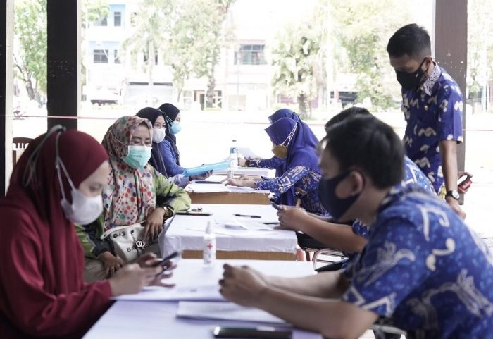 Tahapan Seleksi CPNS Gowa 2021 Dilakukan dengan Prokes Ketat