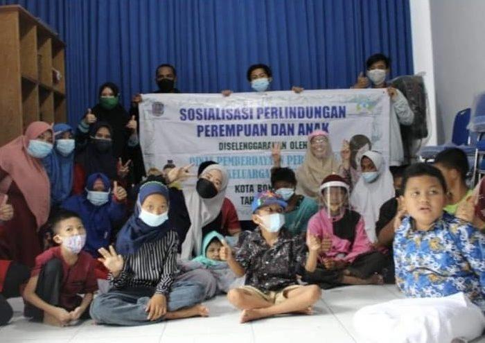 Perkuat Pencegahan Kekerasan Anak, DPPKB Bontang Gencarkan Sosialisasi di 8 Titik