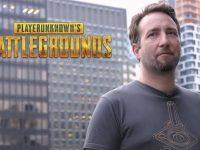 Pembuat game daring PlayerUnknown's Battlegrounds atau PUBG, Brendan Greene