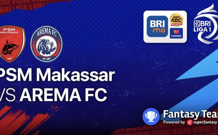 Link Live Streaming PSM Makassar vs Arema FC