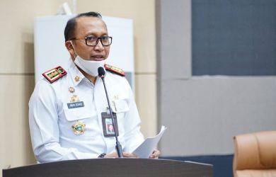 Sekretaris Daerah Kota Parepare Iwan Asaad