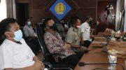 Bupati Selayar Bersama Kepala BPN Hadiri Penyerahan Sertifikat Redistribusi Tanah oleh Presiden