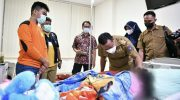 Bocah Korban Penganiayaan Orang Tua di Gowa Dapat Hadiah dari Plt Gubernur Sulsel