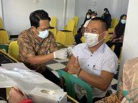 Golkar Pangkep Gelar Vaksinasi Covid-19 untuk Masyarakat Umum