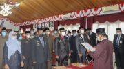Mesdiyono Jabat Sekretaris Daerah Selayar