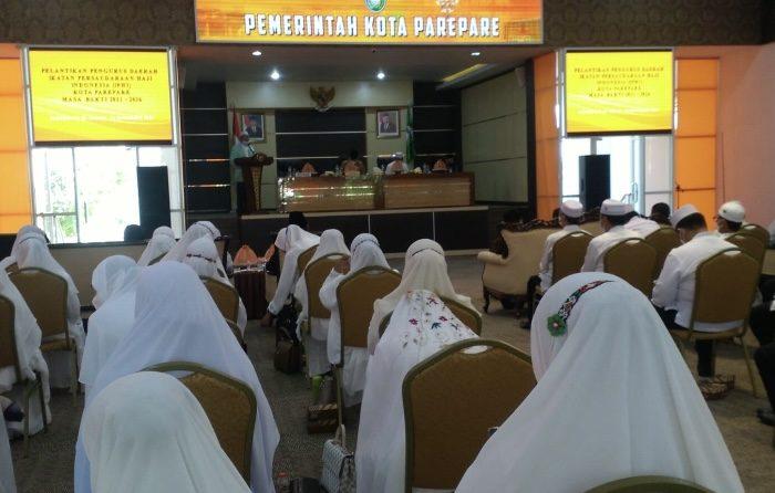 Pelantikan Pengurus IPHI Parepare
