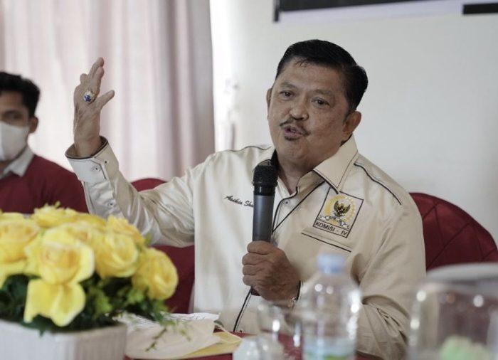 Anggota Komisi IV DPR RI, Azikin Solthan.