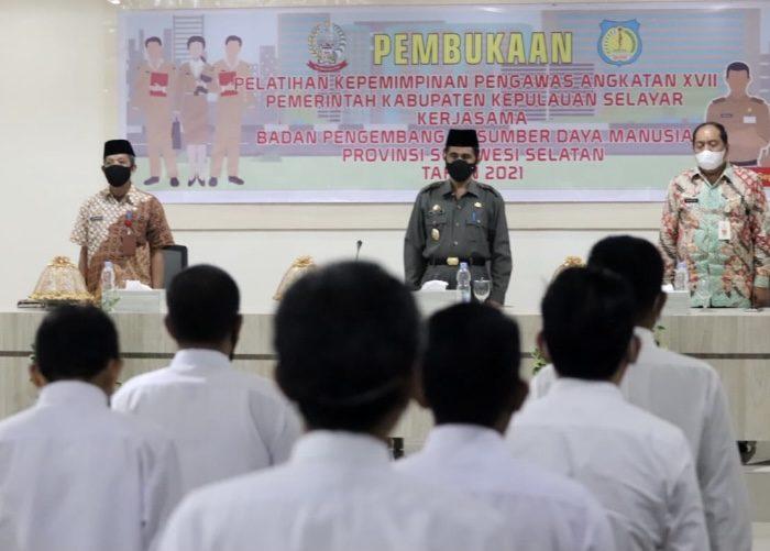 Buka PKP Angkatan XVII, Ini Harapan Wakil Bupati Selayar