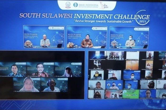 Pemprov Harap Ada Inovasi Terbaik Kabupaten Kota se-Sulsel di SSIC 2021
