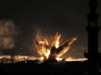 Israel Kembali Gempur Gaza dengan Pesawat Tempur