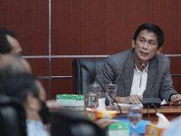 Anggota Komisi II DPRD Bontang, Bakhtiar Wakkang