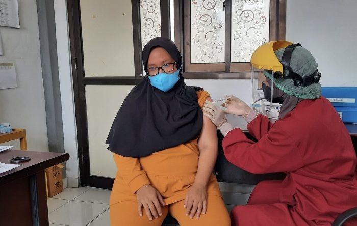 Pelaksanaan Vaksinasi Ibu Hamil