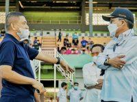 Taufan Pawe Berkomitmen Jadikan Parepare Kota Industri Sepakbola