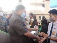 Support Peserta Didik SMP se-Sulsel, Pemprov Apresiasi Inovasi BPOM Makassar