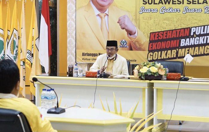 Plt Golkar Lutim, Marzuki Wadeng