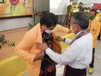 Wakil Bupati Lutra Resmi Gabung Golkar