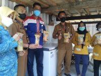 Pemkot Apresiasi PT. Pertamina Bangun Rumah Produksi Kembangkan UMKM di Parepare