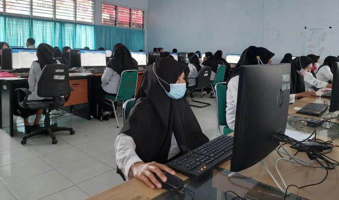 Ujian Seleksi PPPK di Sinjai Mulai Digelar