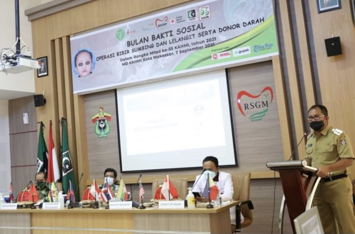 Wali Kota Makassar Minta KAHMI Jadi Penggerak Edukasi Masyarakat