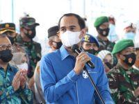 Ketua DPRD Kota Makassar, Rudianto Lallo