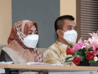 Sekda Gowa Ingatkan Peserta Vaksinasi Covid-19 HMPI Sulsel Patuh Prokes