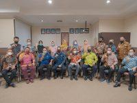 Sekretariat DPRD Makassar Gelar Acara Lepas Sambut Pejabat Struktural