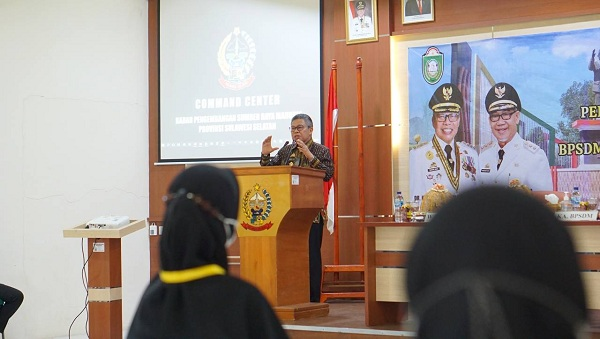 Wali Kota Parepare Apresiasi Pelaksanaan Diklat Dasar CPNS oleh BKPSDM di Makassar