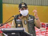 Wali Kota Parepare Taufan Pawe.