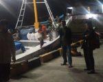 Wakil Bupati Selayar, Saiful Arif menggunakan KLM Bonerate Jaya, kembali menggelar kunjungan kerja ke Wilayah Kepulauan di Selayar.