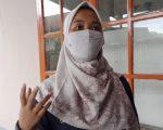 Community Development Officer CSR Pertagas, Yanna.