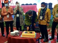 HUT ke-56, Taufan Pawe Dapat Surprise dari Pengurus APEKSI