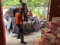 BPBD Sulsel tengah mempersiapkan bantuan logistik untuk korban terdampak bencana angin puting beliung di Kabupaten Bone.