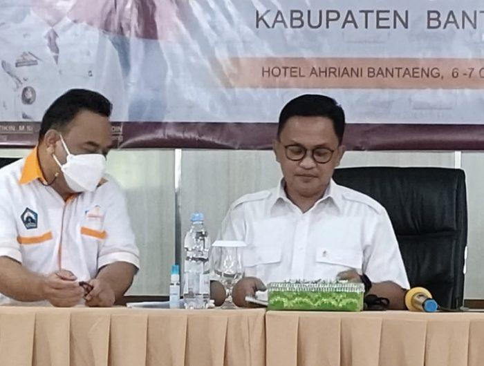 Buka Workshop Inovasi, Ilham Azikin Ajak Inovator Menjadi Motivator