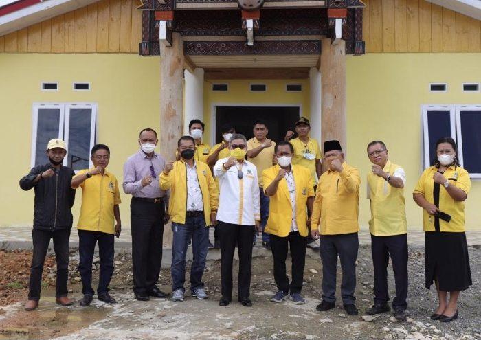 Taufan Pawe 'Bakar' Semangat Kader Golkar Torut untuk Menangkan Airlangga di Pilpres