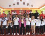Pemkab Selayar Sambut Atlit PON Papua dengan Bunos Uang Tunai