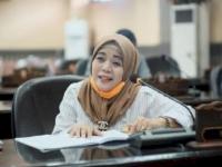 Anggota DPRD Kota Makassar, Nurul Hidayat