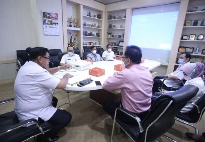 Abdul Hayat Harap BPJS Kesehatan Tingkatkan Taraf Kesehatan Masyarakat