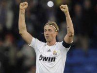 Mantan pemain bintang Real Madrid, Guti