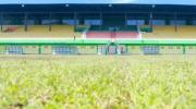 Stadion Gelora BJ Habibie (GBH) Kota Parepare, Sulawesi Selatan.